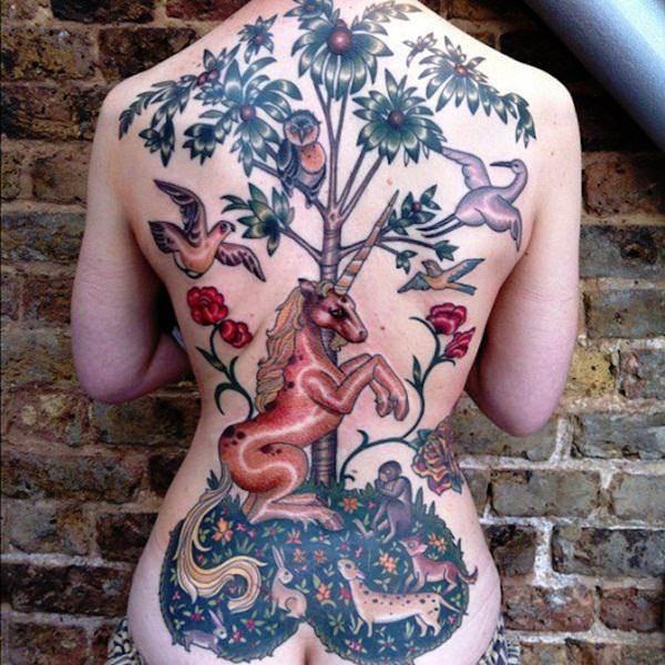 86-unicorn-tattoos