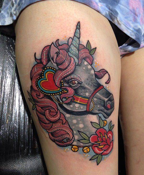 22-unicorn-tattoos