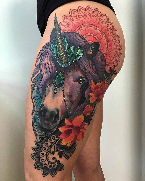 24-unicorn-tattoos