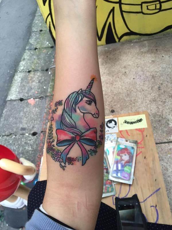 21-unicorn-tattoos
