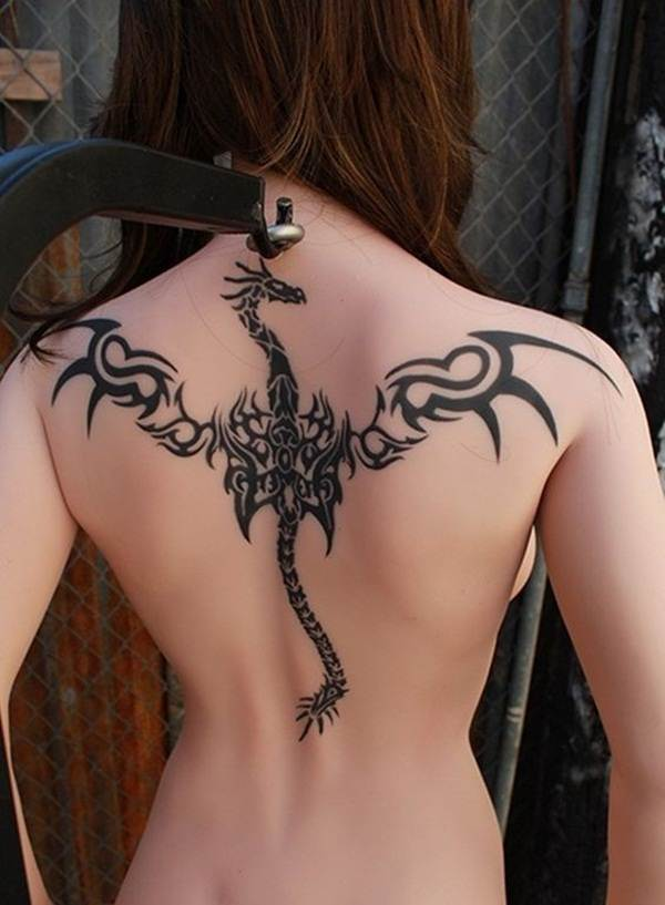 Dragon tattoo designs for women and men21