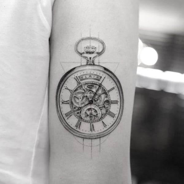 pocket-watch-tattoos-4