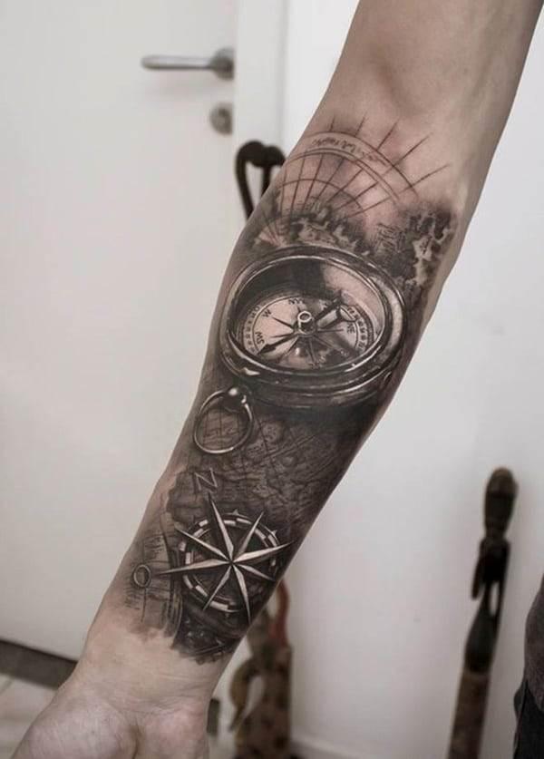 pocket-watch-tattoos-15