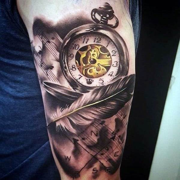 pocket-watch-tattoos-21