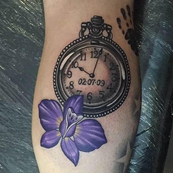 pocket-watch-tattoos-11