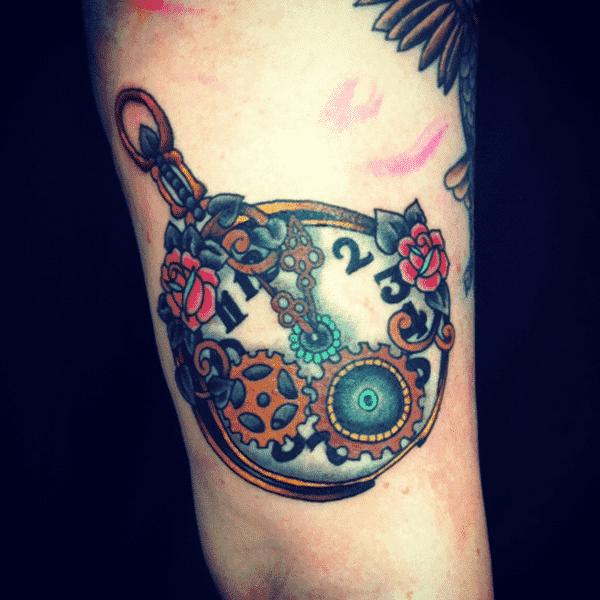 pocket-watch-tattoos-1