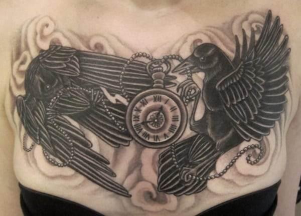 pocket-watch-tattoos-61