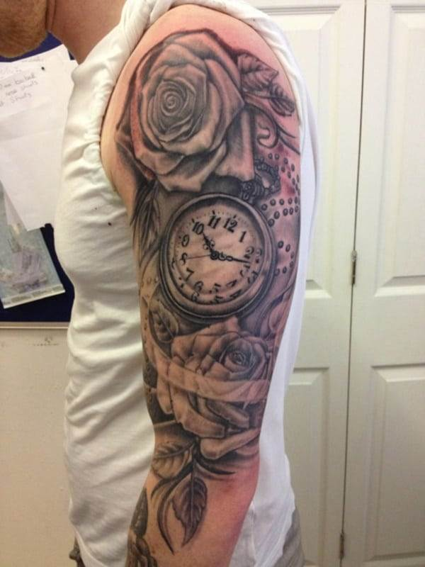 pocket-watch-tattoos-70