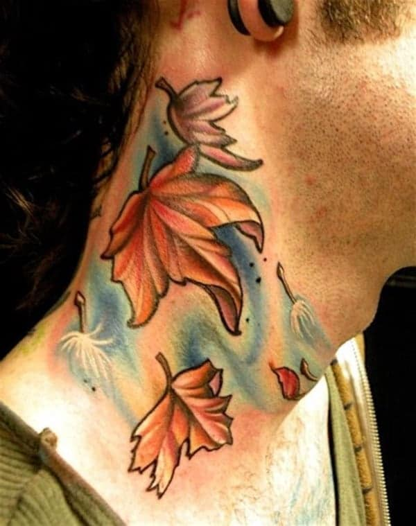 leaves-tattoo-design0451