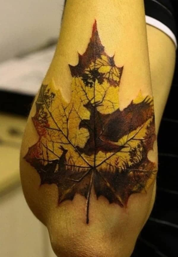 leaves-tattoo-design0061