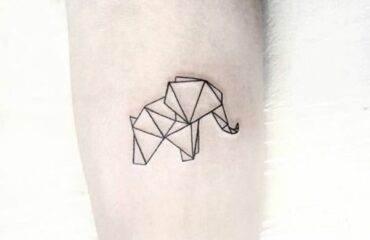 Badass Elephant Tattoos for Men and Women