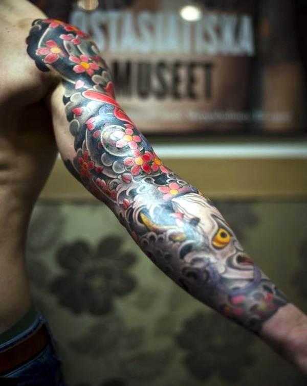 Tattoo Sleeve Ideas and Designs (6)
