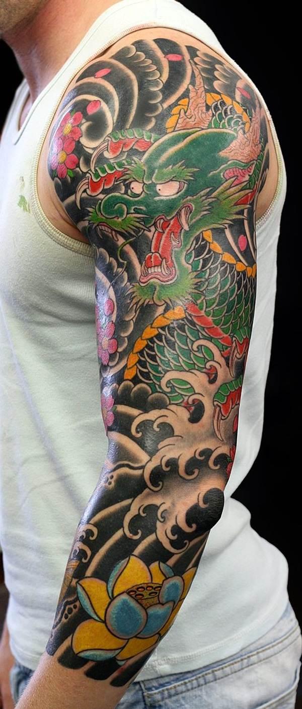 Tattoo Sleeve Ideas and Designs (4)