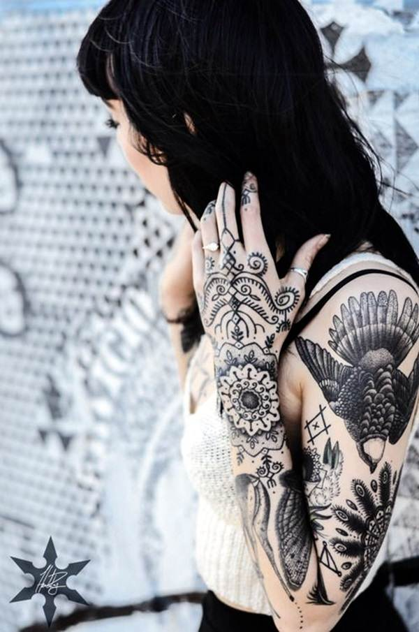 Tattoo Sleeve Ideas and Designs (1)