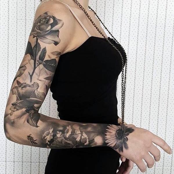 Tattoo Sleeve Ideas and Designs (9)