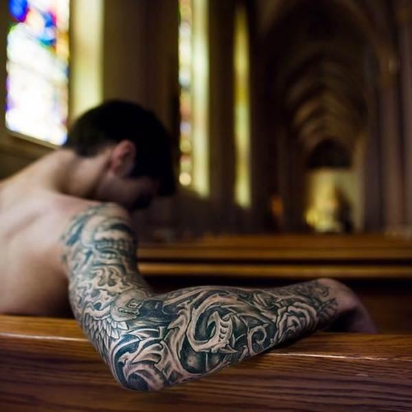 Tattoo Sleeve Ideas and Designs (15)