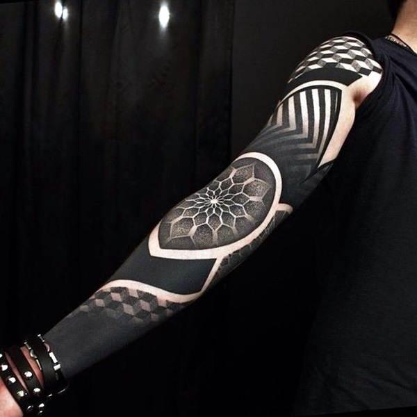 Tattoo Sleeve Ideas and Designs (16)