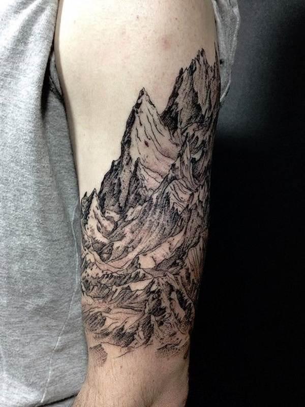 Tattoo Sleeve Ideas and Designs (17)