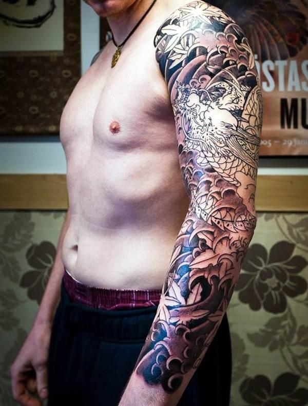 Tattoo Sleeve Ideas and Designs (2)