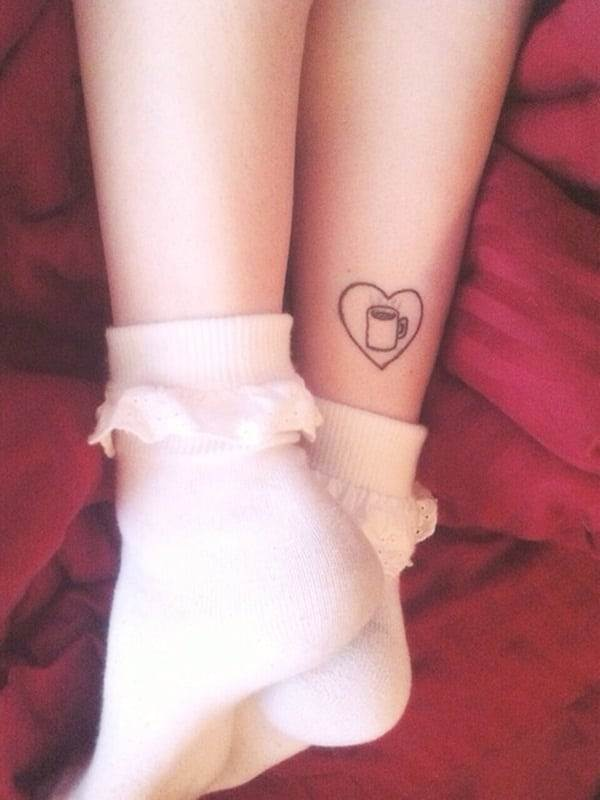 Ankle tattoo designs 7