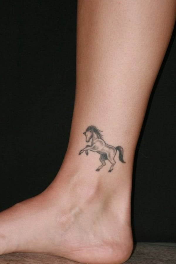 Ankle tattoo designs 65