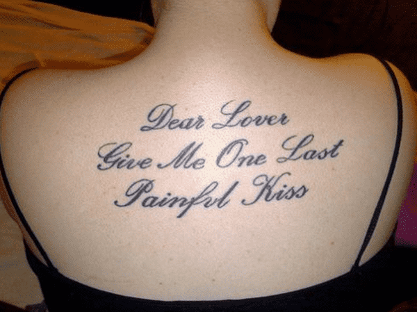 Quote tattoo designs for boys and girls18