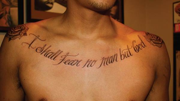 Quote tattoo designs for boys and girls57