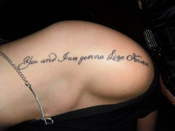 Quote tattoo designs for boys and girls26