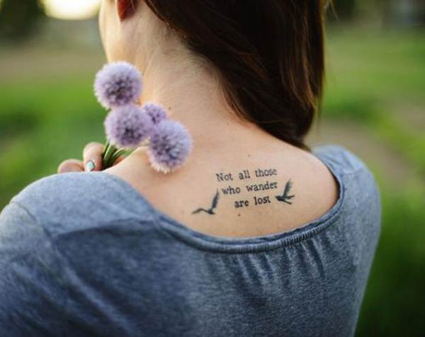 Quote tattoo designs for boys and girls27