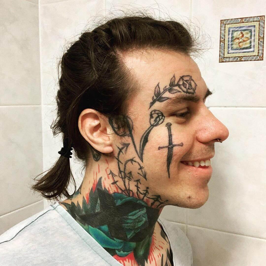 shayne smith two roses tattoo