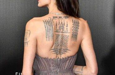 Ultimate Angelina Jolie Tattoo