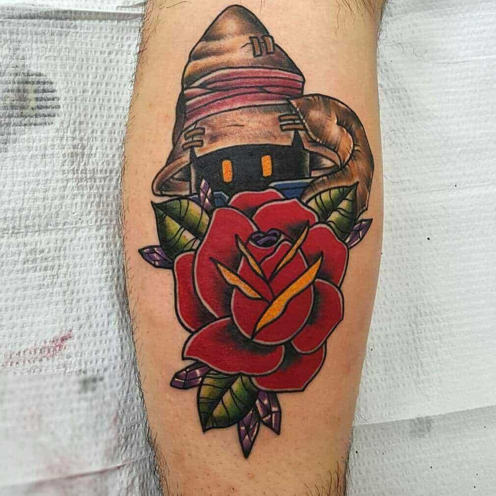 colored vivi tattoo