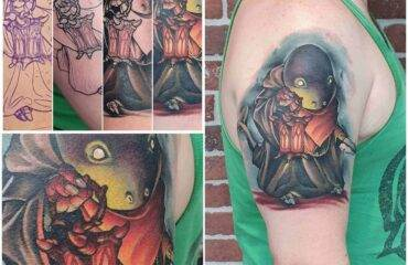 Amazing Final Fantasy Tattoo Ideas