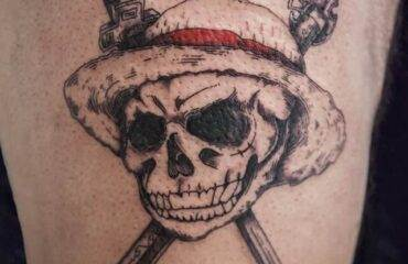Incredible One Piece Tattoos