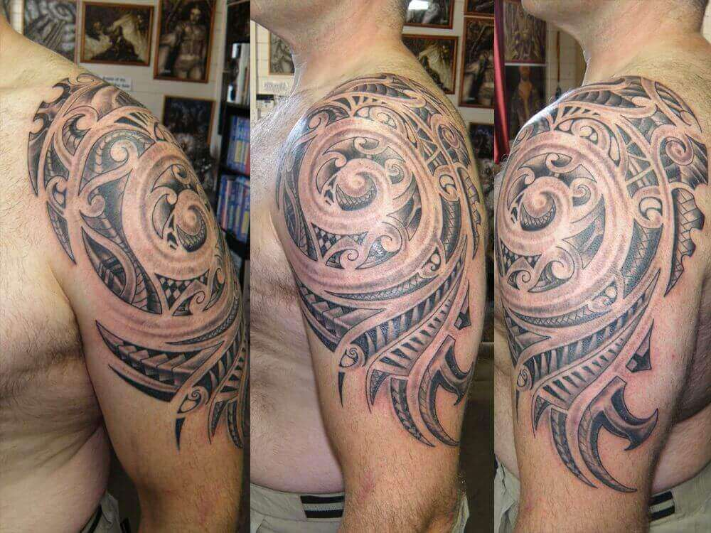 tribal egyptian tattoo