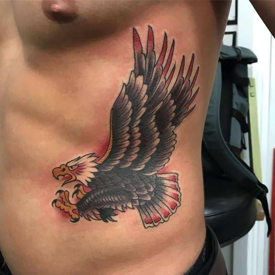 sailor jerry rib tattoo