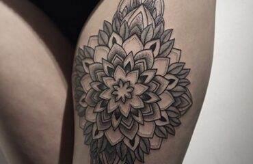 Mystical Mandala Tattoo Designs