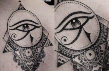 Inspirational Eye of Horus Tattoo Ideas