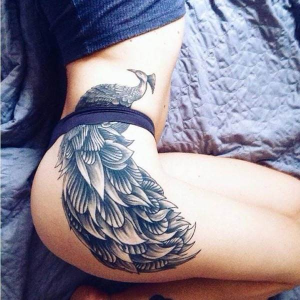 hip-tattoo-design