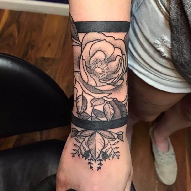 armband-tattoos