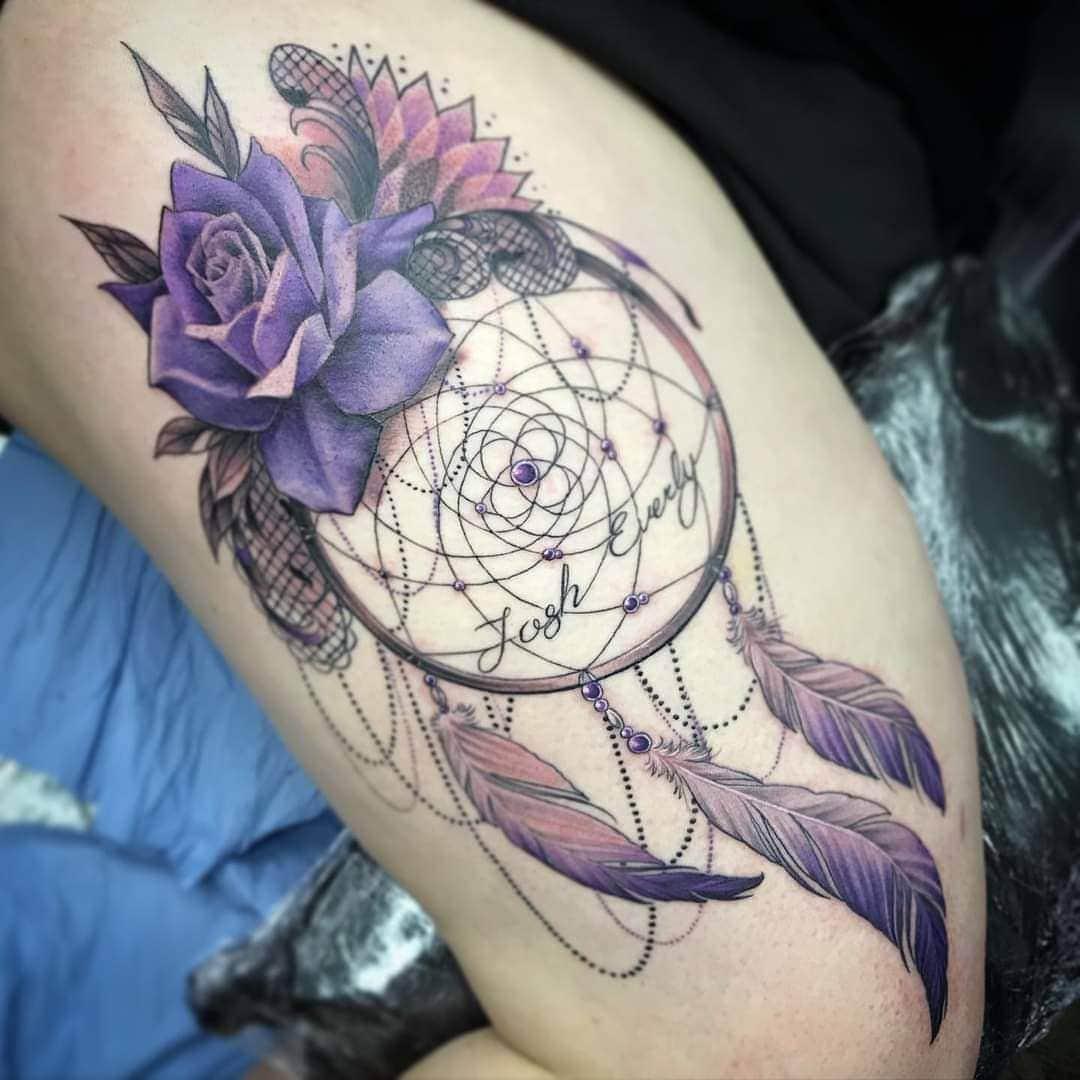 kinds name tattoo
