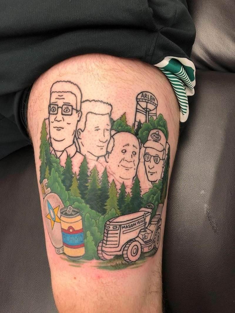 cartoon-tattoos