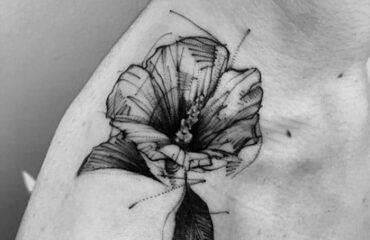 Masterpiece Sketch Tattoo Ideas