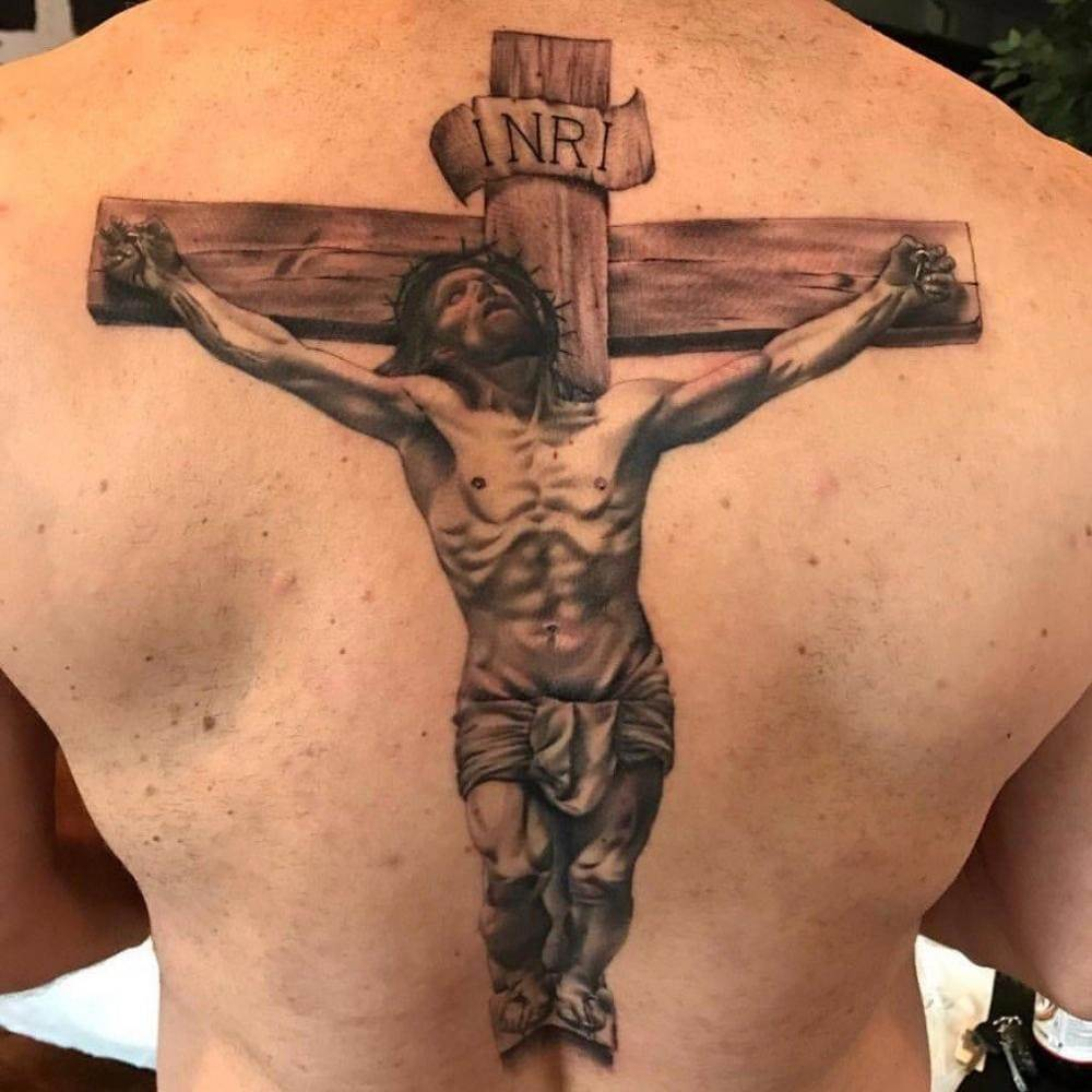The Crucifixion Tattoo