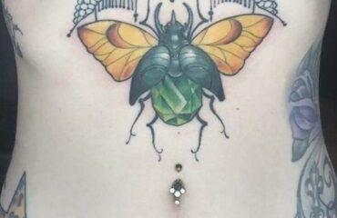 Stomach Tattoos Ideas
