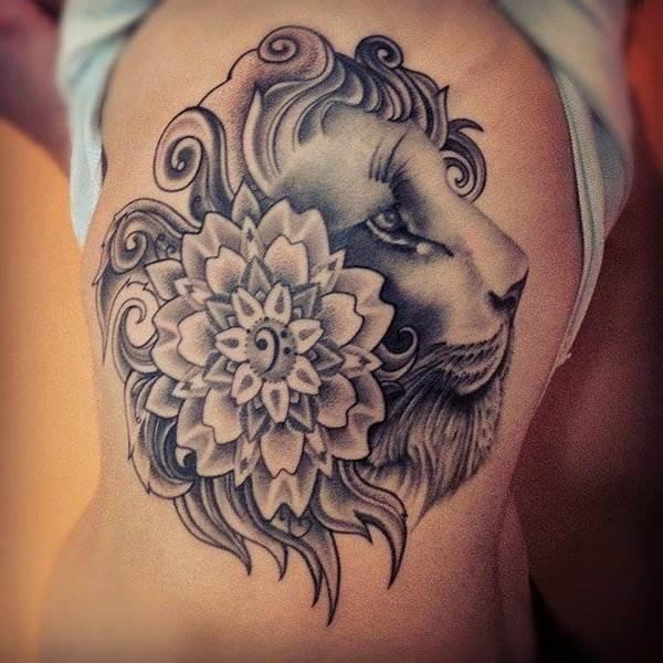 lion-tattoos