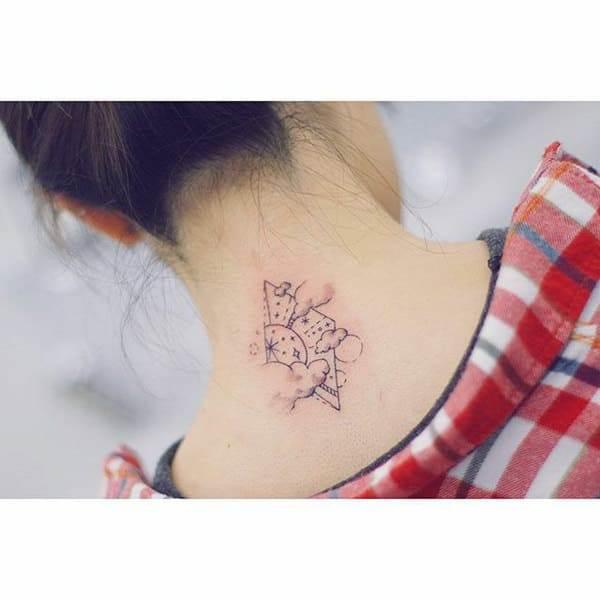 cloud-tattoo design