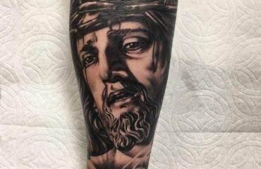 Jesus Tattoo Ideas