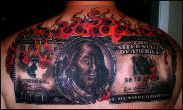 bill tattoo