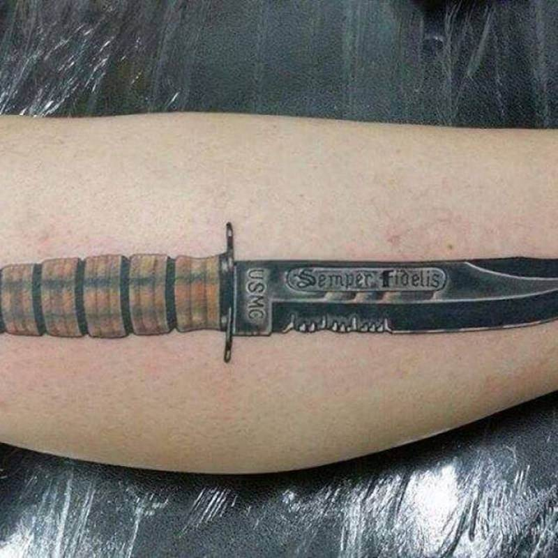 Semper fi tattoo meaning